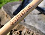 Parallettes aus Holz | StreetGains®_