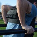 Gewichtsweste 20KG | Muscle Power®_