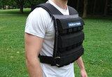 Gewichtsweste 30KG | Muscle Power®_