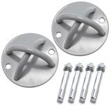 X-Mount-Deckenhalterung für Ringe | StreetGains®_