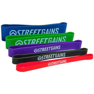 Short Resistance Bands Pack - Fitness Elastiek | StreetGains®