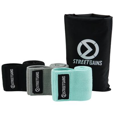 Stoff Booty Bands - Widerstands Bänder | StreetGains®