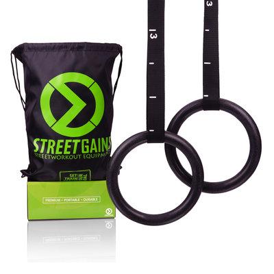 Turn Ringe Aus Kunststoff | StreetGains®
