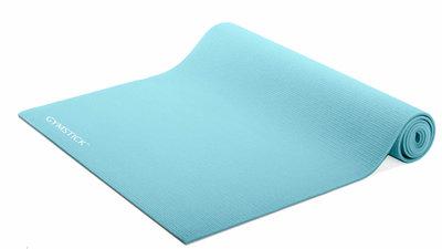 Fitness Yoga Matte Blau 4MM | Gymstick®