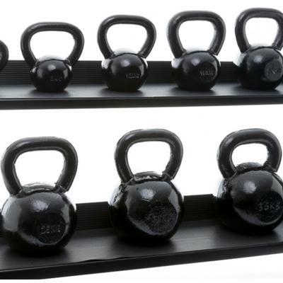 Kettlebell Gusseisen | Muscle Power®