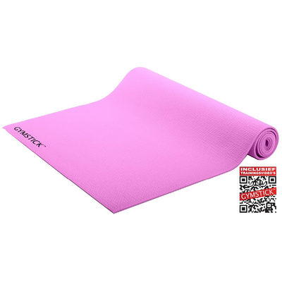 Active Training Mat Roze 4MM | Gymstick®