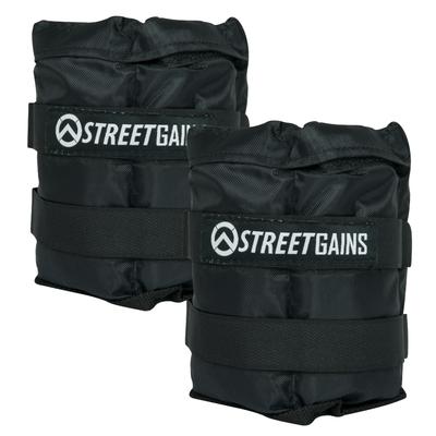 Verstellbares Gewichtsmanschetten 10KG | StreetGains®