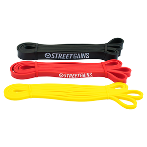 One Arm Pull Up Pack - Widerstands Bänder | StreetGains®