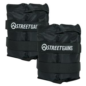 Verstellbares Gewichtsmanschetten 5KG | StreetGains®